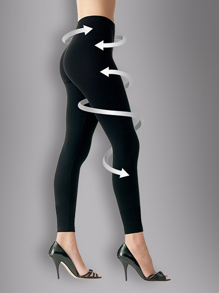 Scala Bio Promise Anti-Cellulite Shapewear / Slimming Leggings